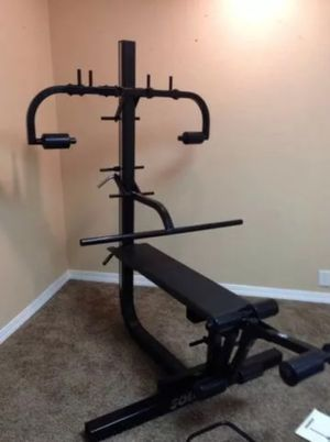 Soloflex weight bench for Sale in Fort Worth, TX