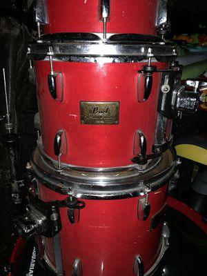 Pearl session custom drum set for Sale in Dallas, TX