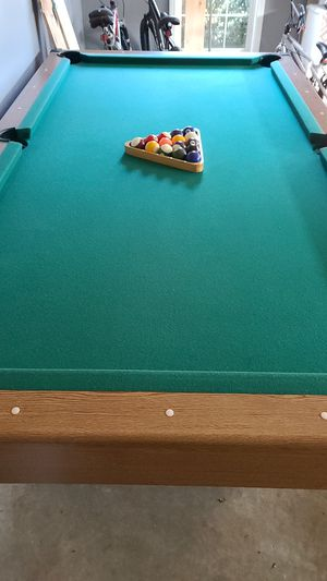 Pool table for sale for Sale in Gastonia, NC