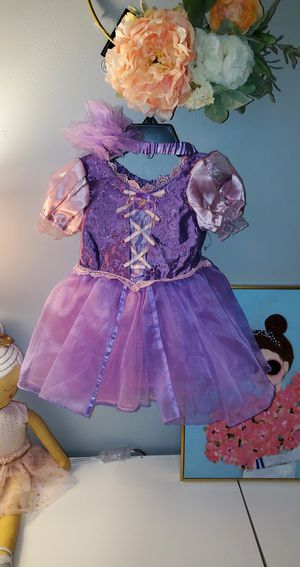 Baby Rapunzel princess costume for Sale in Phoenix, AZ