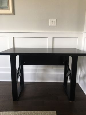 Black Desk for Sale in Vienna, VA