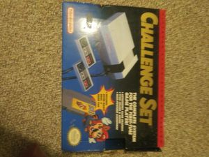 Old school Nintendo in box for Sale in Richland, MO