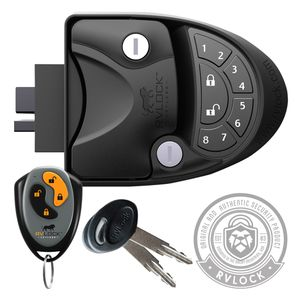 RVLOCK V4.0 - RIGHT HAND W/ INTEGRATED KEYPAD FOR RV'S and Trailers for Sale in Los Angeles, CA