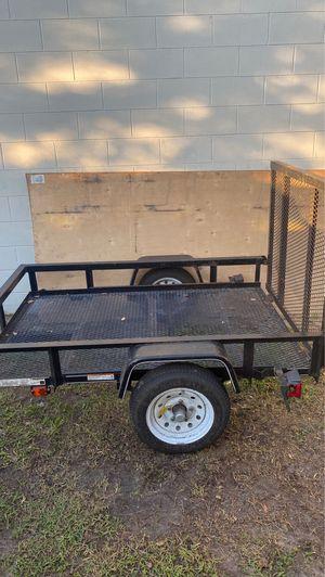 Utility trailer 4'x6' for Sale in Longwood, FL