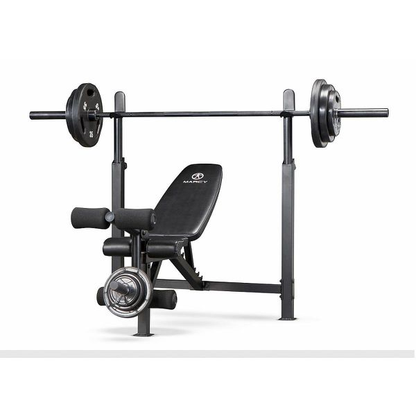 Marcy Olympic Bench New