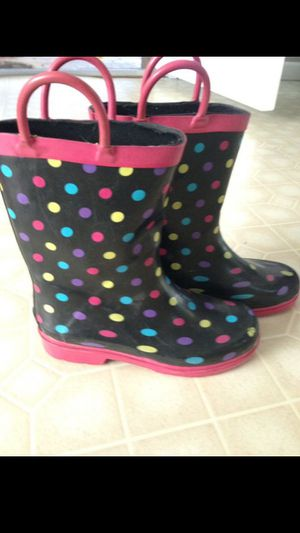 Girls Size 2 Youth Heavy duty Boots for Sale in Federal Way, WA