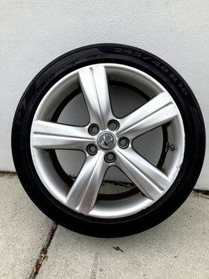 "18"" Lexus wheels, Rims, rines, stocks, PRICE IS FIRM! for Sale in Miami, FL"