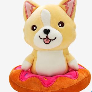 Corgi With Donut 6inch Stuffed Animal Plush for Sale in Apple Valley, CA