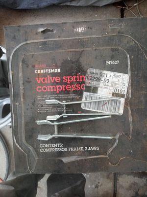 2 valve spring compressors for Sale in Salem, OR