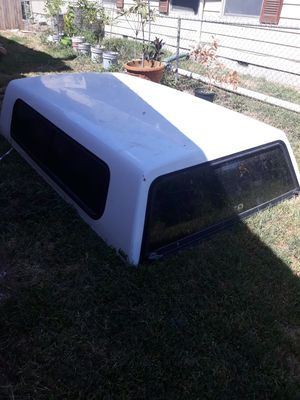 Camper para troca de caja larga 250 for Sale in San Antonio, TX