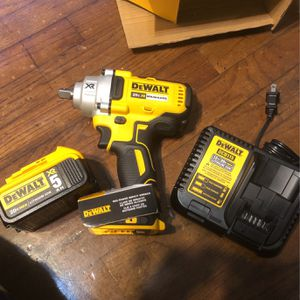 Dewalt 1/2 Wrench Drill for Sale in Queens, NY