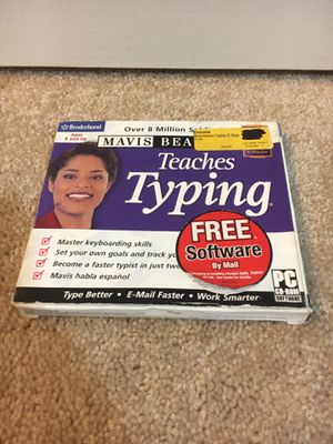 Typing tutor software for PCs for Sale in Enterprise, NV