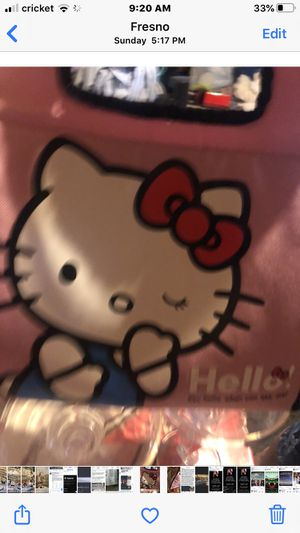 Hello kitty lunch box for Sale in Fresno, CA