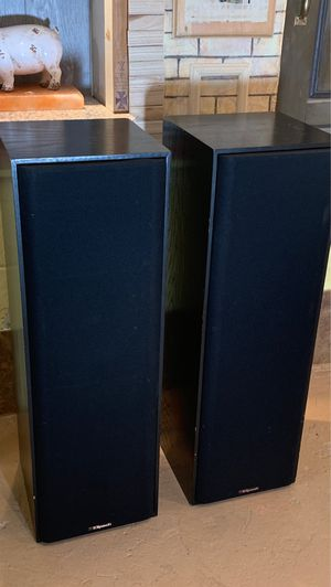 Klipsch Loud speakers with a free Velodayne subwoofer for Sale in San Diego, CA