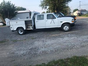 1994 Ford F3 50 crew cab dump truck for Sale in Lima, OH
