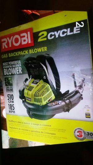 Backpack leaf blower for Sale in Lancaster, OH