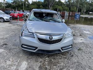 2014-2016 Acura MDX Parts Only for Sale in Gibsonton, FL