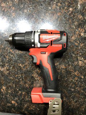 Milwaukee m18 brushless drill like dewalt Bosch makita ryobi for Sale in Riverside, IL