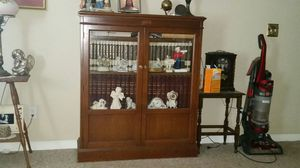 Wooden cabinet for Sale in Amelia Court House, VA