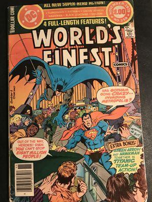 DC COMICS WORLDS FINEST VOL. 39 No. 359 Nov. 1979 for Sale in Dallas, TX