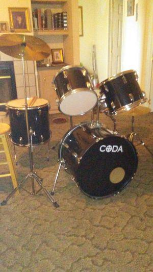 CODA Drum Set for Sale in Woodbury, TN