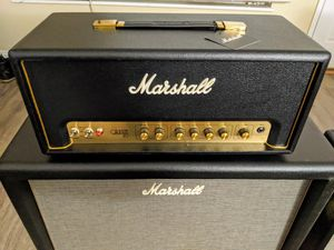 Marshall Origin 20H with 2x12 Cabinet for Sale in Pasadena, CA