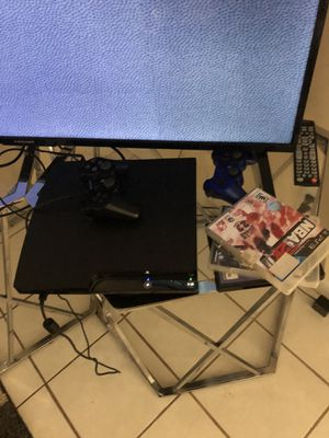 PS3 slim for Sale in Homestead, FL