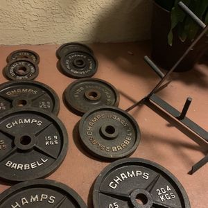 Weights And Weight Tree for Sale in St. Petersburg, FL