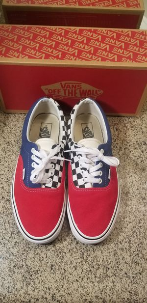 Vans shoe size 11 for Sale in Fort Worth, TX