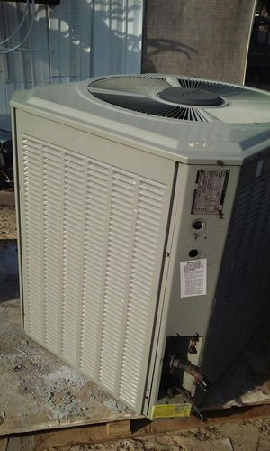 2_\1\2 tons heat pump unit for Sale in Sanford, NC
