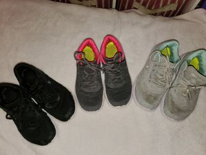 Girls shoes size 2 & 2 1/2 for Sale in East Los Angeles, CA