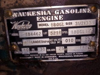 Waukesha Oliver Tractor 4 Cylinder Engine Parts for Sale in Aurora,  OR