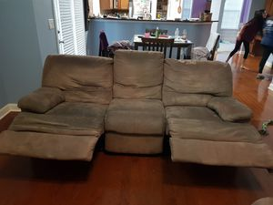 Recliner sofa for **Free** for Sale in Cumming, GA
