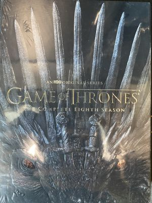Game of thrones complete season 8 DVD for Sale in Los Angeles, CA