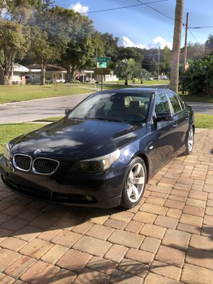 BMW 525i for Sale in Tampa, FL