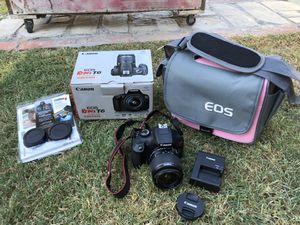 Canon Rebel T6 bundle for sale! for Sale in Baldwin Park, CA