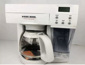 Under the cabinet space saver coffee maker Black & Decker - New, open box for Sale in Danvers, MA