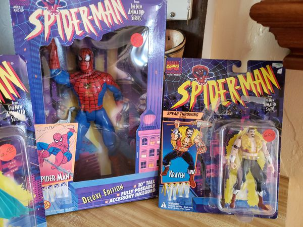 NEW SPIDERMEN, TAP ON THE CAR AND SEE MY OTHER OFFERS
