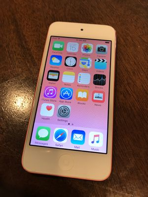 iPod Touch 5 (32GB) + 180's Bluetooth EarWarmers for Sale in San Diego, CA