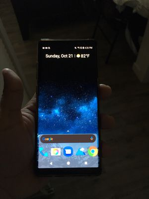 Note 8 black 64gb for Sale in Tampa, FL