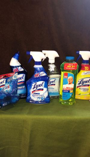 Cleaning products for Sale in Newington, CT