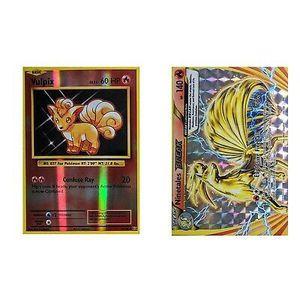 Pokemon Vulpix 14/108 + Ninetails Break Cards for Sale in Clifton, NJ