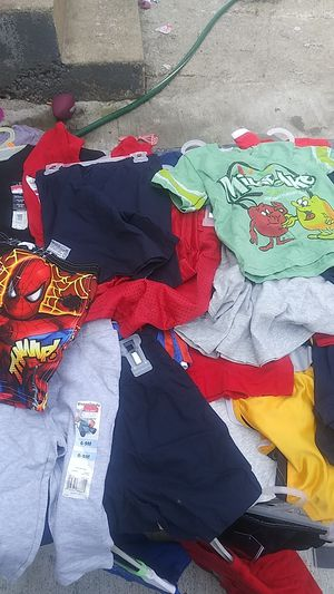 Brand new kids clothes ages 3 to 7 Buck apiece Faded Glory starter Garanimals for Sale in Independence, MO