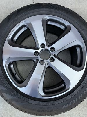 Mercedes-Benz 19 inch rims and tires for Sale in Orange, CA