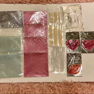 #2 Craft Rhinestone embellishments for Sale in Cypress, TX