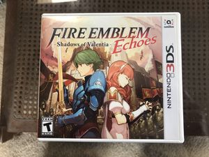 Fire Emblem Echoes: Shadow of Valentia for Nintendo 3DS for Sale in San Diego, CA