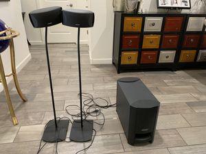 Bose speaker cinemate for Sale in Queen Creek, AZ