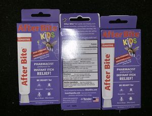 Pack of 3: After Bite® Kids Instant Itch Relief for Sale in Hollywood, FL