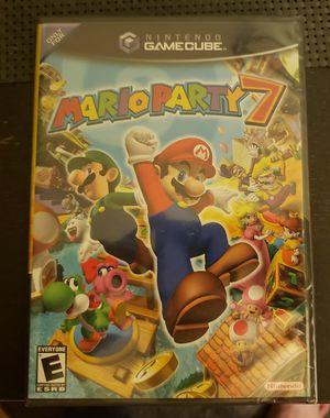 Mario Party 7 (Nintendo GameCube) for Sale in Los Angeles, CA