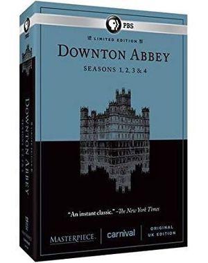 Downton Abbey DVD Box Set Seasons 1-4 for Sale in Atlanta, GA
